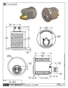 CL-IKC Spec Sheet PDF