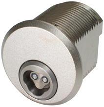 """Cam lock, Euro round, 1.175"""" diameter"""