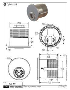 CL-M4 Spec Sheet PDF