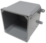 "CyberLock BOX-02 Junction Box, 4"" x 4"" x 4"""