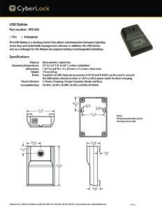 CKS-020 Spec Sheet PDF