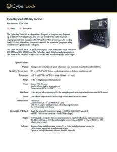 CKV-020S Spec Sheet PDF