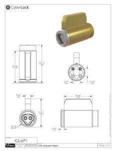 CL-6P1 Spec Sheet PDF