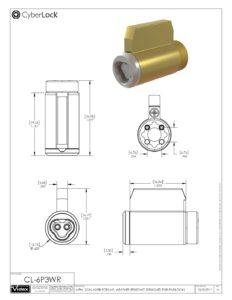 CL-6P3WR Spec Sheet PDF