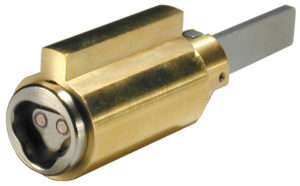 CyberLock CL-7P1 7-Pin Cylinder, Yale 1802A Hardware Format