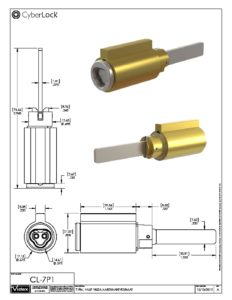 CL-7P1 Spec Sheet PDF
