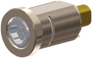 CyberLock CL-C11ND Cam Lock Cylinder, Drill-resistant