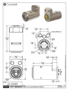 CL-CA2D Spec Sheet PDF