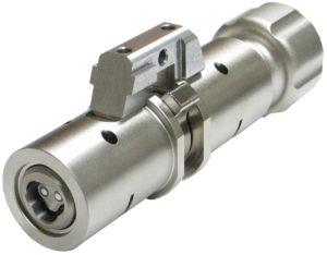 CyberLock CL-FK4141R Cylinder, Fichet Format, Removable Knob
