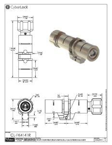 CL-FK4141R Spec Sheet PDF