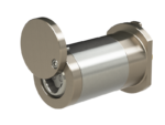 CyberLock CL-FR050B Cylinder, French Round Format, Bayonet Style