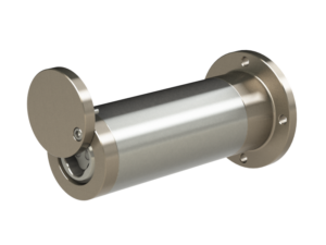 CyberLock CL-FR075 Cylinder, French Round Format, 75mm