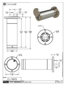 CL-FR075 Spec Sheet PDF