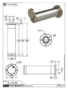 CL-FR100 Spec Sheet PDF