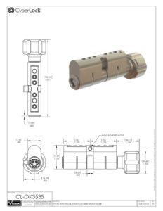 CL-OK3535 Spec Sheet PDF