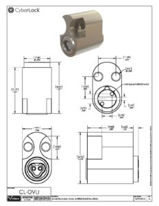 CL-OVLI Spec Sheet PDF