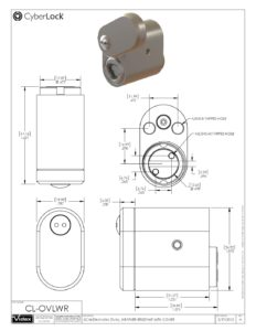 CL-OVLWR Spec Sheet PDF