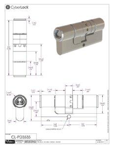 CL-PD3535 Spec Sheet PDF
