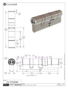 CL-PD4545 Spec Sheet PDF