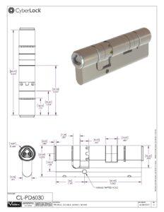 CL-PD6030 Spec Sheet PDF