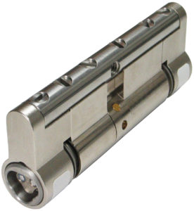 CyberLock CL-PDFR4045 Cylinder, Double Profile, Free Rotating