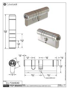CL-PEM4040 Spec Sheet PDF
