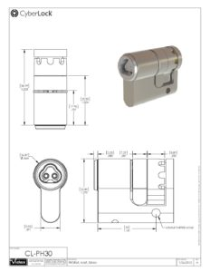 CL-PH30 Spec Sheet PDF
