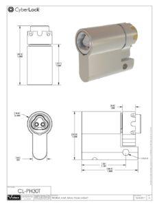 CL-PH30T Spec Sheet PDF