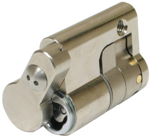CyberLock CL-PH32.5C Half Profile Cylinder with Cover