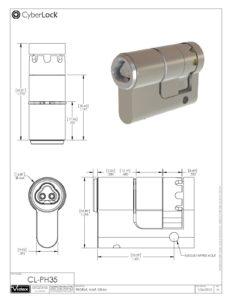 CL-PH35 Spec Sheet PDF