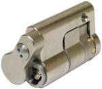 CyberLock CL-PH37C Half Profile Cylinder with Cover