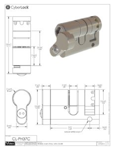 CL-PH37C Spec Sheet PDF