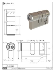 CL-PH40 Spec Sheet PDF