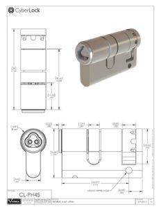 CL-PH45 Spec Sheet PDF