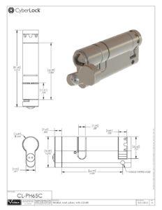 CL-PH65C Spec Sheet PDF