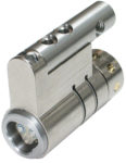 CyberLock CL-PHS32.5XD Cylinder, High Security Half Profile, Drill-resistant