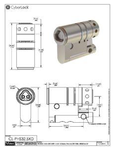 CL-PHS32.5XD Spec Sheet PDF