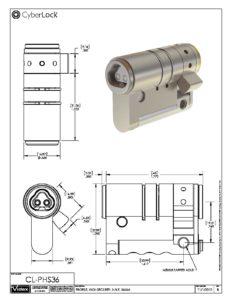 CL-PHS36 Spec Sheet PDF