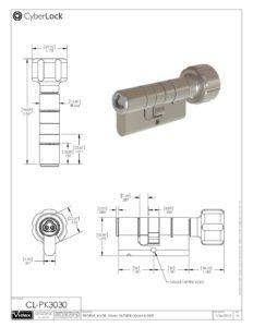 CL-PK3030 Spec Sheet PDF