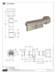 CL-PK3535 Spec Sheet PDF