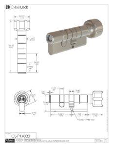 CL-PK4030 Spec Sheet PDF