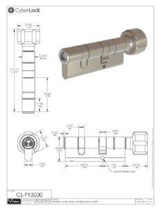 CL-PK5030 Spec Sheet PDF