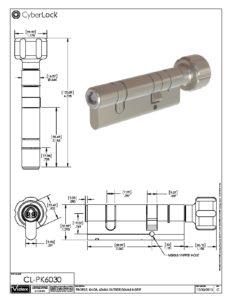 CL-PK6030 Spec Sheet PDF