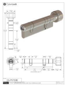 CL-PK7030 Spec Sheet PDF