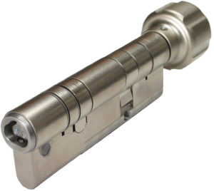 CyberLock CL-PKS6030R Cylinder, Profile with Removable Knob