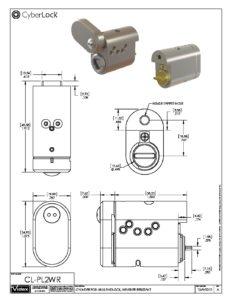CL-PL2WR Spec Sheet PDF