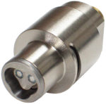 CyberLock CL-PM2D Cylinder for Parking Meters, Round Tenon, Drill-Resistant
