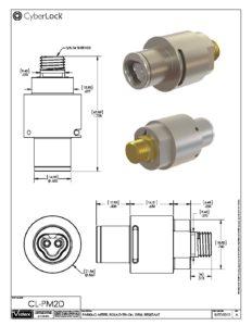 CL-PM2D Spec Sheet PDF