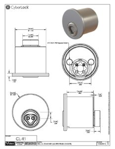 CL-R1 Spec Sheet PDF
