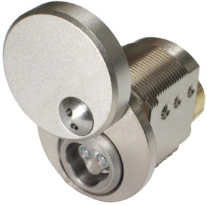 CyberLock CL-RK29C Cylinder, Ruko Format with Cover